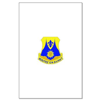 2B356R - M01 - 02 - DUI - 2nd Bn - 356th Regiment (LSB) Large Poster