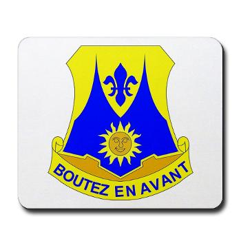 2B356R - M01 - 03 - DUI - 2nd Bn - 356th Regiment (LSB) Mousepad