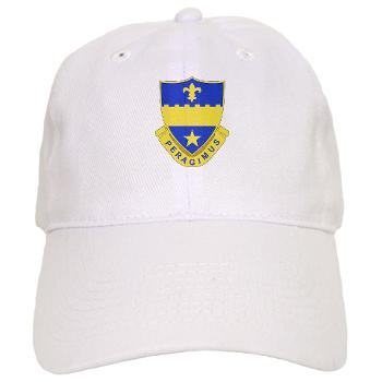 2B358AR - A01 - 01 - DUI - 2nd Bn - 358th Armor Regiment Cap