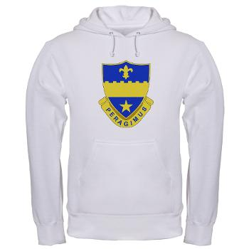 2B358AR - A01 - 03 - DUI - 2nd Bn - 358th Armor Regiment Hooded Sweatshirt