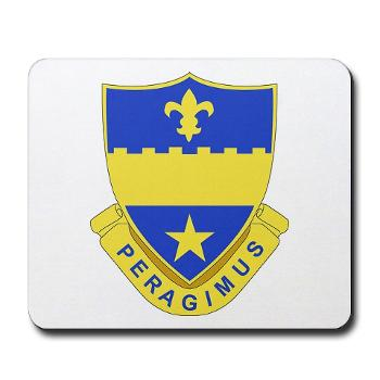 2B358AR - M01 - 03 - DUI - 2nd Bn - 358th Armor Regiment Mousepad