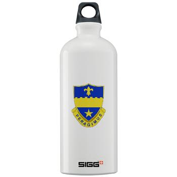 2B358AR - M01 - 03 - DUI - 2nd Bn - 358th Armor Regiment Sigg Water Bottle 1.0L
