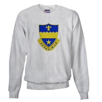 2B358AR - A01 - 03 - DUI - 2nd Bn - 358th Armor Regiment Sweatshirt