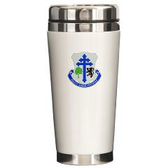 2B361R - M01 - 03 - DUI - 2nd Bn - 361st Regiment(CS/CSS) Ceramic Travel Mug