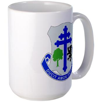 2B361R - M01 - 03 - DUI - 2nd Bn - 361st Regiment(CS/CSS) Large Mug