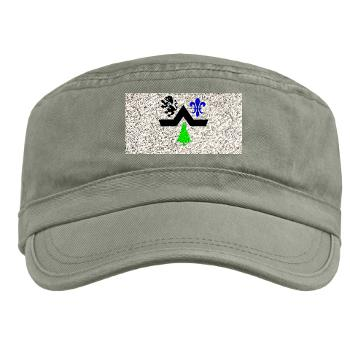 2B364R - A01 - 01 - DUI - 2nd Bn - 364th Regiment (CS/CSS) Military Cap