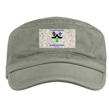 2B364R - A01 - 01 - DUI - 2nd Bn - 364th Regiment (CS/CSS) with Text Military Cap