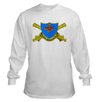 2B410FA - A01 - 03 - DUI - 2nd Bn - 410th FA - Long Sleeve T-Shirt