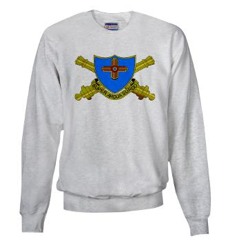 2B410FA - A01 - 03 - DUI - 2nd Bn - 410th FA - Sweatshirt