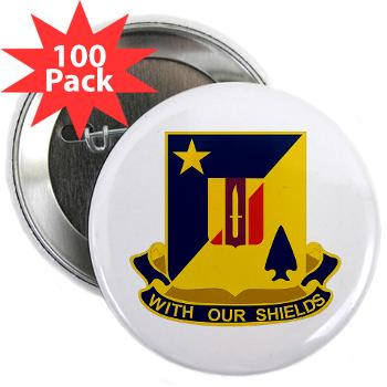 "2B5BC - M01 - 01 - DUI - 2nd Bn 5th Brigade Combat Team 2.25"" Button (100 pack)"