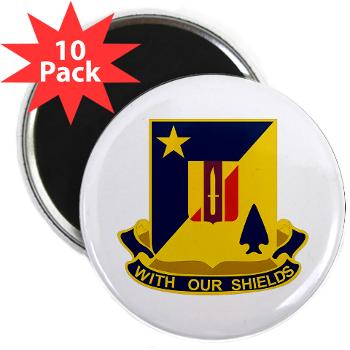 "2B5BC - M01 - 01 - DUI - 2nd Bn 5th Brigade Combat Team 2.25"" Magnet (10 pack)"