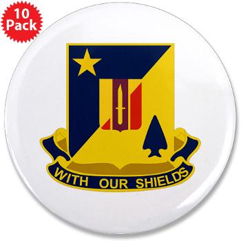 "2B5BC - M01 - 01 - DUI - 2nd Bn 5th Brigade Combat Team 3.5"" Button (10 pack)"