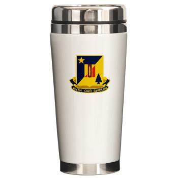 2B5BC - M01 - 03 - DUI - 2nd Bn 5th Brigade Combat Team Ceramic Travel Mug