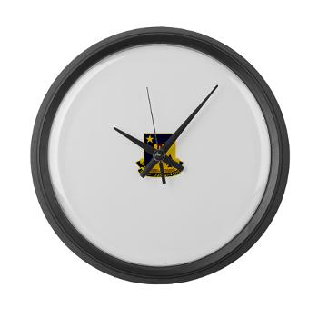 2B5BC - M01 - 03 - DUI - 2nd Bn 5th Brigade Combat Team Large Wall Clock