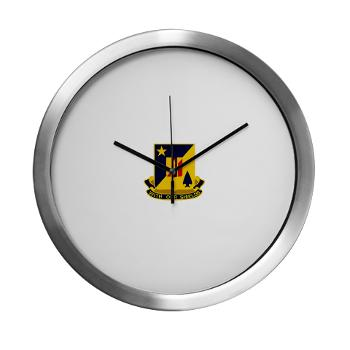 2B5BC - M01 - 03 - DUI - 2nd Bn 5th Brigade Combat Team Modern Wall Clock