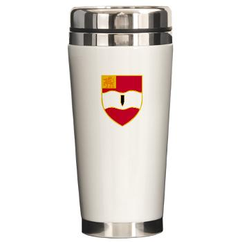 2B82FAR - M01 - 03 - DUI - 2nd Bn - 82nd FA Regt - Ceramic Travel Mug