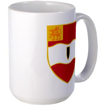 2B82FAR - M01 - 03 - DUI - 2nd Bn - 82nd FA Regt - Large Mug