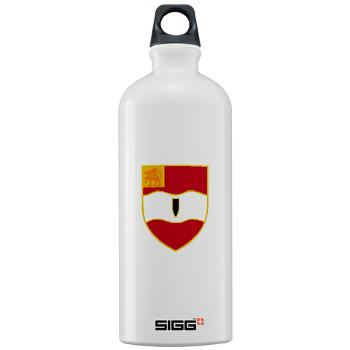 2B82FAR - M01 - 03 - DUI - 2nd Bn - 82nd FA Regt - Sigg Water Bottle 1.0L