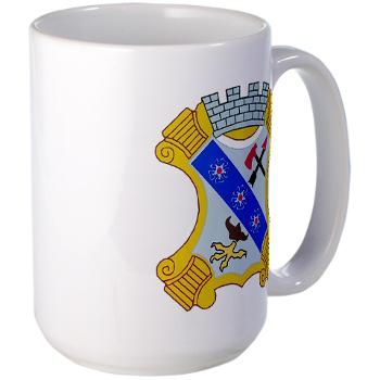 2B8IR - M01 - 03 - DUI - 2nd Bn - 8th Infantry Regt Large Mug
