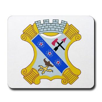 2B8IR - M01 - 03 - DUI - 2nd Bn - 8th Infantry Regt Mousepad