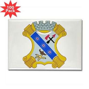 2B8IR - M01 - 01 - DUI - 2nd Bn - 8th Infantry Regt Rectangle Magnet (100 pack)