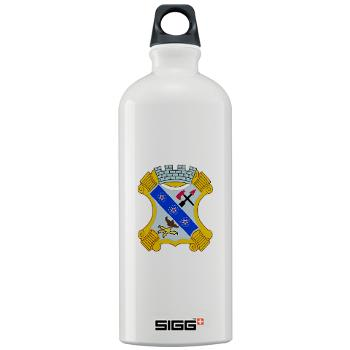 2B8IR - M01 - 03 - DUI - 2nd Bn - 8th Infantry Regt Sigg Water Bottle 1.0L