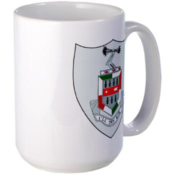 2BN5IR - M01 - 03 - DUI - 2nd Bn - 5th Infantry Regt - Large Mug