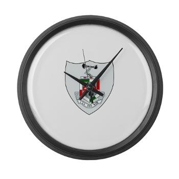 2BN5IR - M01 - 03 - DUI - 2nd Bn - 5th Infantry Regt - Large Wall Clock