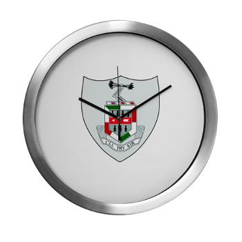 2BN5IR - M01 - 03 - DUI - 2nd Bn - 5th Infantry Regt - Modern Wall Clock