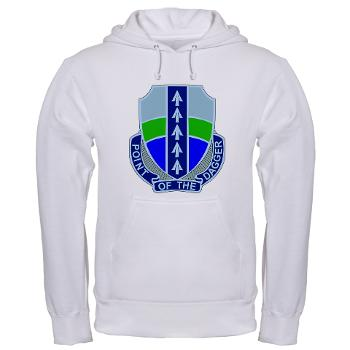 2BRCTSTB - A01 - 03 - DUI - 2nd BCT - Special Troops Bn - Hooded Sweatshirt