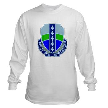 2BRCTSTB - A01 - 03 - DUI - 2nd BCT - Special Troops Bn - Long Sleeve T-Shirt