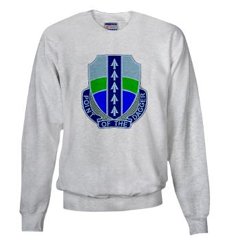 2BRCTSTB - A01 - 03 - DUI - 2nd BCT - Special Troops Bn - Sweatshirt