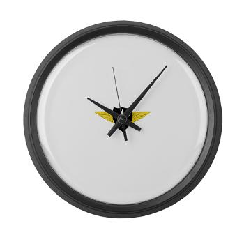 2CAB - M01 - 03 - SSI - 2nd CAB Large Wall Clock