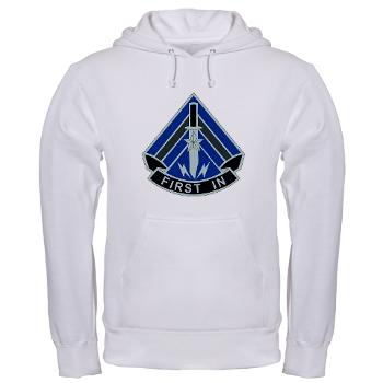 2HBCTSTB - A01 - 03 - DUI - 2nd BCT - Special Troops Bn - Hooded Sweatshirt