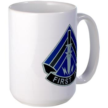2HBCTSTB - M01 - 03 - DUI - 2nd BCT - Special Troops Bn - Large Mug