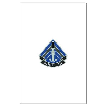 2HBCTSTB - M01 - 02 - DUI - 2nd BCT - Special Troops Bn - Large Poster