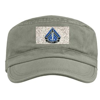 2HBCTSTB - A01 - 01 - DUI - 2nd BCT - Special Troops Bn - Military Cap