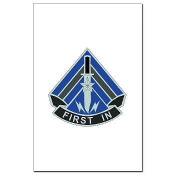 2HBCTSTB - M01 - 02 - DUI - 2nd BCT - Special Troops Bn - Mini Poster Print