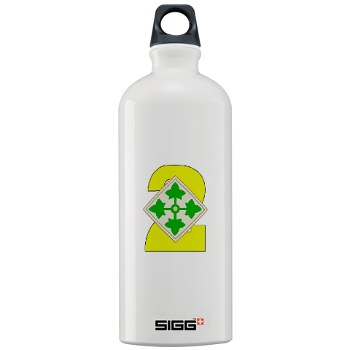 2HBCTW - M01 - 03 - DUI - 2nd Heavy BCT - Warhorse - Sigg Water Bottle 1.0L