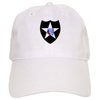 02ID - A01 - 01 - SSI - 2nd Infantry Division - Cap