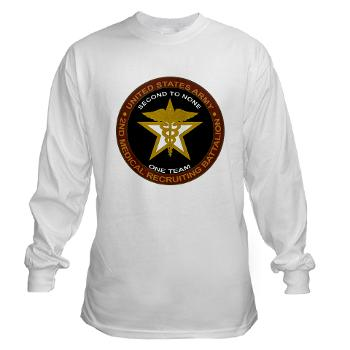 2MRB - A01 - 04 - DUI - 2nd Medical Recruiting Battalion (Gladiators) - Long Sleeve T-Shirt