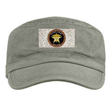 2MRB - A01 - 01 - DUI - 2nd Medical Recruiting Battalion (Gladiators) - Military Cap