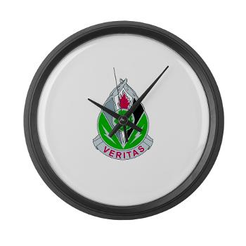 2POG - M01 - 03 - DUI - 2nd Psychological Operations Group Large Wall Clock