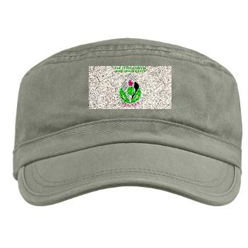2POG - A01 - 01 - DUI - 2nd Psychological Operations Group with Text Military Cap