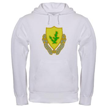 2S12CR - A01 - 03 - DUI - 2nd Squadron - 12th Cavalry Regiment - Hooded Sweatshirt