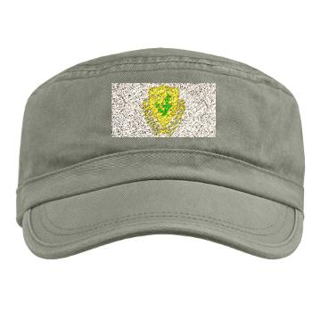 2S12CR - A01 - 01 - DUI - 2nd Squadron - 12th Cavalry Regiment - Military Cap
