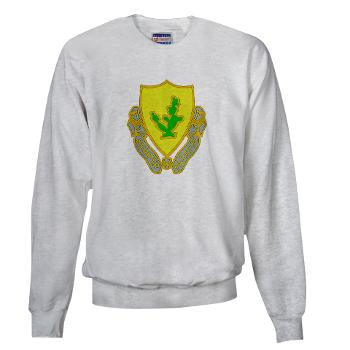 2S12CR - A01 - 03 - DUI - 2nd Squadron - 12th Cavalry Regiment - Sweatshirt