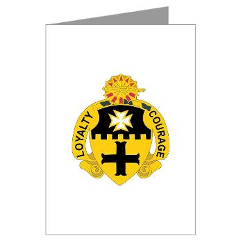 2S5CR - M01 - 02 - DUI - 2nd Squadron - 5th Cavalry Regiment - Greeting Cards (Pk of 10)