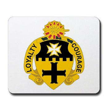 2S5CR - M01 - 03 - DUI - 2nd Squadron - 5th Cavalry Regiment - Mousepad