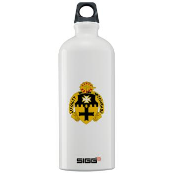 2S5CR - M01 - 03 - DUI - 2nd Squadron - 5th Cavalry Regiment - Sigg Water Bottle 1.0L